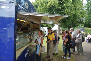 Ice Cream Vans,  Ice Cream vans events