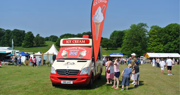 Shropshire Ice Cream Van,  Ice Cream Vans