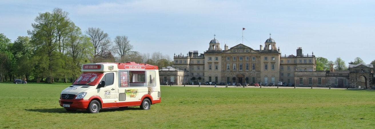 Shrewsbury Ice Cream Van,  Specialist Coffee Trailers