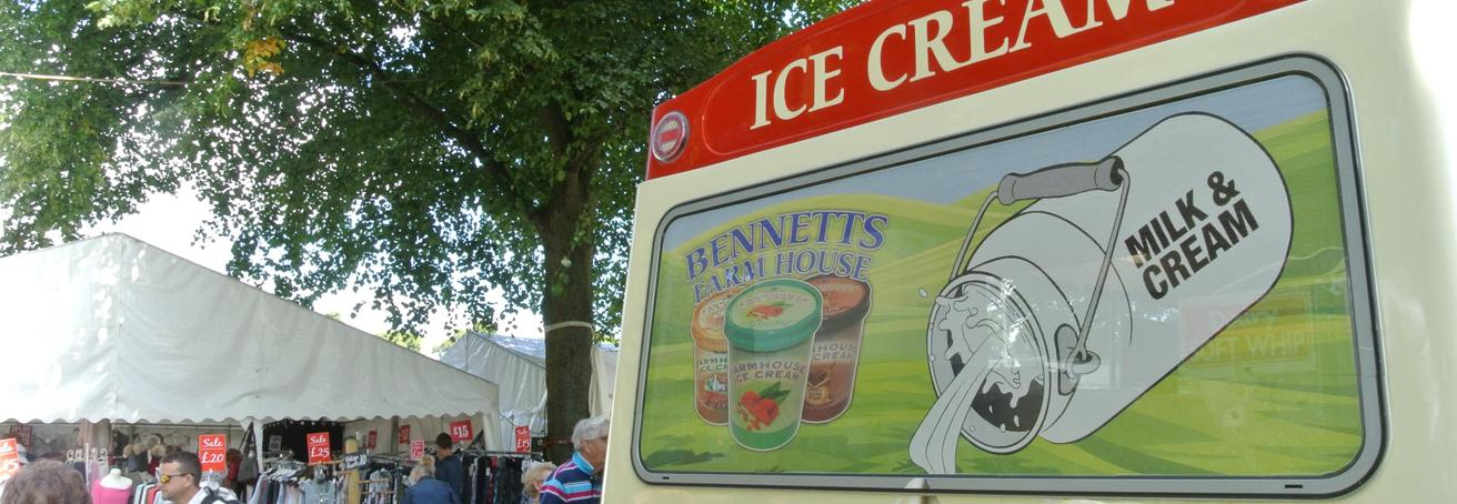Ice Cream Vans,  Event Ice Cream